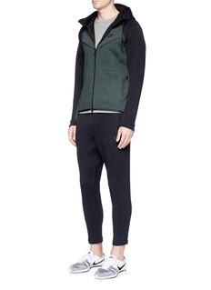 Nike Colourblock Tech Fleece windrunner hoodie