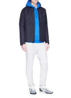 Nike AeroLoft down padded bomber jacket