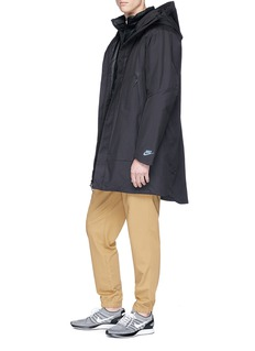 Nike Two-in-one coat and down puffer vest