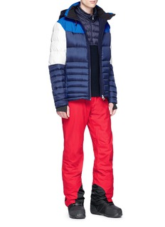 Perfect Moment 'Amak' quilted down ski jacket