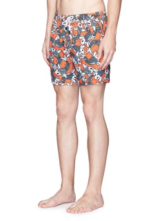 The Upside 'Sea of Koi' swim shorts