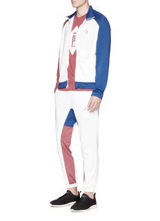 NikeLabx Pigalle reflective logo print T-shirt