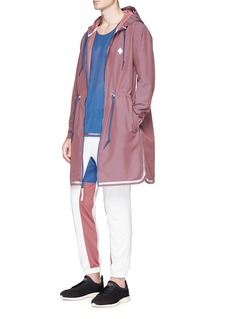 NikeLabx Pigalle hooded track jacket