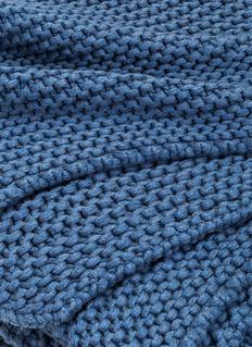 mikmax Bobo blanket – Denim