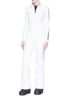 Fendi Sport Zip cuff stretch ski pants