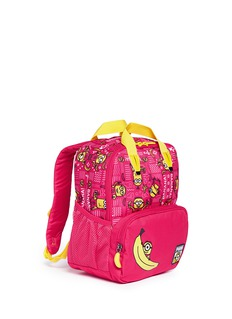 Puma x Minions® banana print small kids backpack