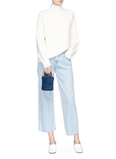 Simon Miller 'Mentz' stonewash cropped jeans
