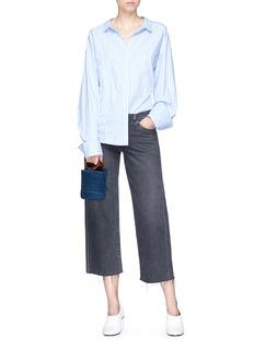 Simon Miller 'Tilson' stonewash cropped jeans