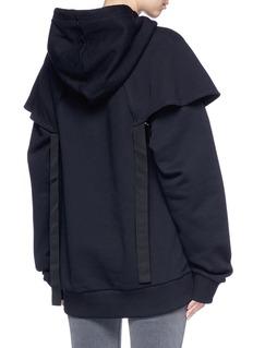 Aalto oversize纯棉连帽卫衣