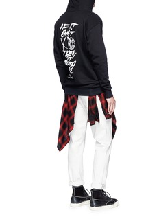 The Weeknd 'XO' only print hoodie