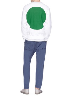 bassike Dot print sweatshirt