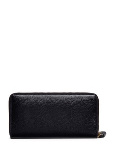 Anya Hindmarch 'Eyes' large leather continental wallet