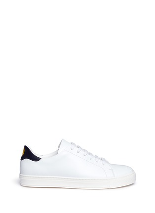 Main View - Click To Enlarge - Anya Hindmarch - 'Wink' embossed leather sneakers