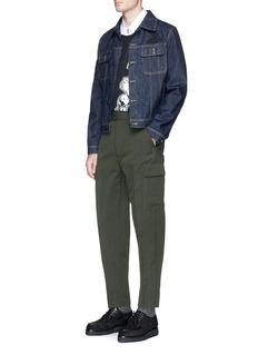Stella McCartney Tapered cargo pants
