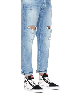 Vans x Peanuts 'SK8-Hi Reissue' Joe Cool print sneakers