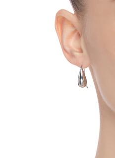 Kenneth Jay Lane Glass pearl stud earrings