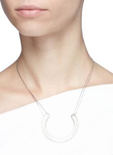 Philippe Audibert 'Harriet' sculptural pendant necklace
