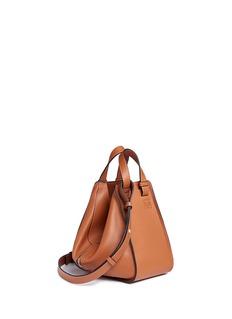 Loewe 'Hammock' small calfskin leather bag