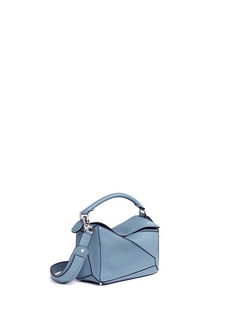 Loewe 'Puzzle' small calfskin leather bag