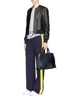 Coach 'Rogue' glovetanned leather shoulder bag