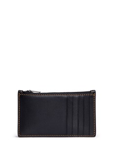 Coach NASA embossed pocket organiser