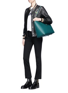 Coach 'Rogue' glovetanned leather tote