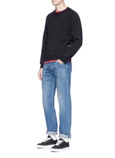 Pop Trading CompanyLogo print sweatshirt