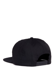 Nine One Seven Caesar Salad' print baseball cap