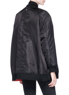 Opening Ceremony Padded reversible bomber jacket