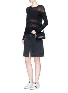 rag & bone/JEAN 'Vivi' stripe Merino wool-blend sweater