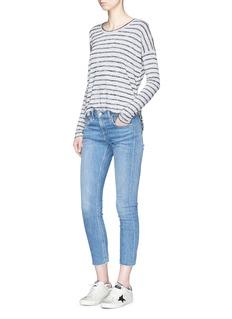 rag & bone/JEAN 'Hudson' stripe print sweater