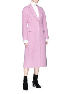 3.1 Phillip Lim Brushed long coat