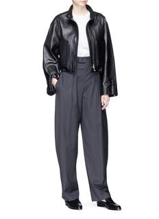 3.1 Phillip Lim Lambskin leather jacket