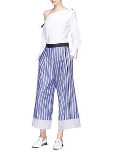 Proenza Schouler Stripe culottes