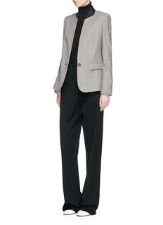 Stella McCartney High waist wool suiting pants