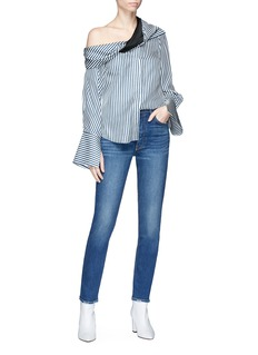 GRLFRND 'Karolina' high rise skinny jeans