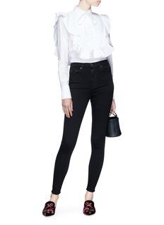 GRLFRND 'Kendall' super stretch high rise skinny jeans