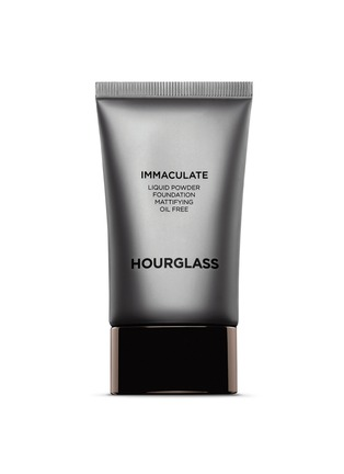 Main View - Click To Enlarge - Hourglass - Immaculate® Liquid Powder Foundation – Bare