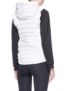 Calvin Klein Performance 'Hexagon' down puffer vest