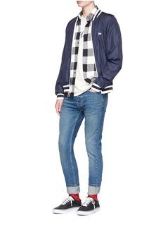 Topman Mid rise skinny fit jeans