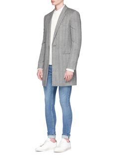 Topman 'Spray On Skinny' low rise jeans