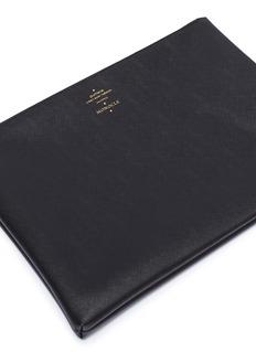 Monocle x Delfonics magazine pouch – Black