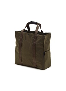 Monocle x Porter tote bag – Olive