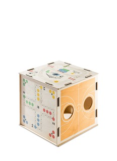 Donkey Kids Qube six game box