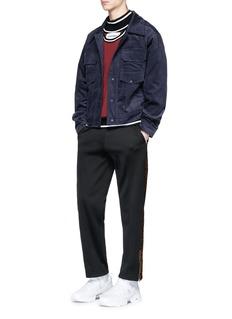 Staffonly 'Iornbridge' velveteen jacket
