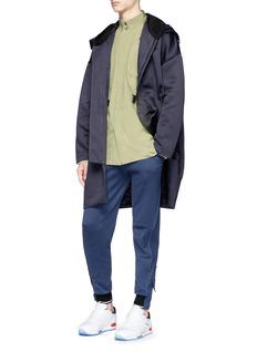 Staffonly 'Landguard' suspender shirt
