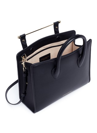 - Strathberry - 'The Strathberry Midi' leather tote