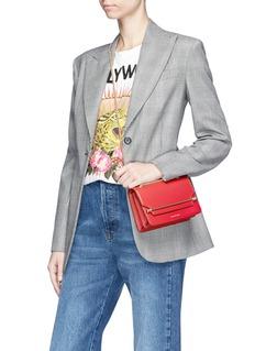 Strathberry 'East/West' mini calfskin leather crossbody bag