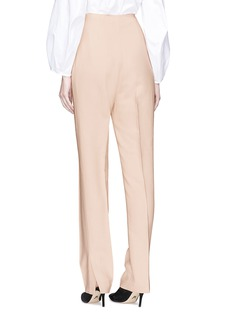 Khaite 'Gertrude' stretch twill tapered pants