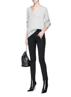 rag & bone 'Ace' V-neck cashmere sweater